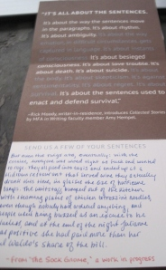 Sentences 001