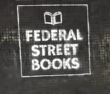 FedBooks Stencil